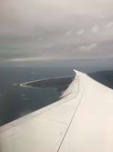 Uus-Meremaa paistabki/ Arriving to New Zealand