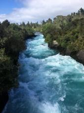 Waikato jõgi/ Waikato river